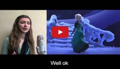 """Frozen's """"Let it Go"""" According to Google Translate [Video]"""