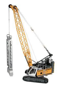 NZG Liebherr HS 8100 HD Hydraulic Crawler
