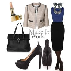Featuring Jessica Simpson - Denicia - Black