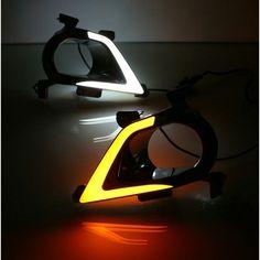 LED DRL Day Time Running Light For Toyota New Innova Crsyta