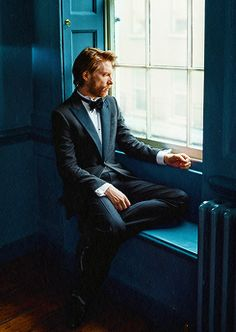 My gorgeous people, demelzahcarne:   Domhnall Gleeson photographed by...