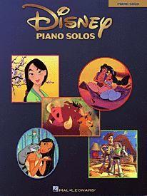 I2-I3 5stars. Disney Piano Solos Hal Leonard