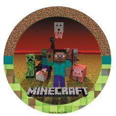 Kit digital gratuito Minecraft http://inspiresuafesta.com/minecraft-kit-digital-gratuito/#more-11517
