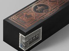 TB&TB Box Packaging Detail