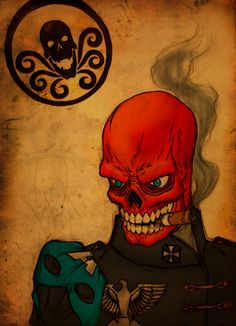 Red Skull (Johann Shmidt) is a fictional character, a supervillain in the Marvel…