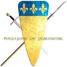 Foulques de Pracomtal. Foulques, Lord of Pracomtal took the Cross in 1190 to join the third crusade taking out a loan from the Genoese merchants.