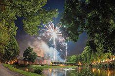 41. Fest am See im Schlosspark Wickrath, D-41189 Mönchengladbach, Nordrhein-Westfalen/ NRW, 30.07.-31.07.2016