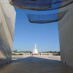 Basilica at Fatima, Portugal