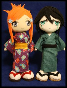 This is sooo cute!  Love how their holding hands...awwwww... Tanabata by pheleon.deviantart.com on @deviantART