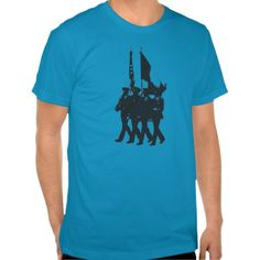 #ColorGuard T-shirt!