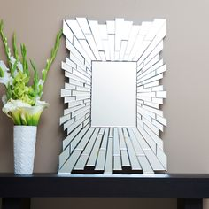 London Wall Mirror