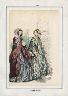 Ladies' Cabinet 1846 LAPL