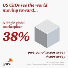 Trade rules of the future? US CEOs see momentum in regionals like Trans-Pacific Partnership. Learn more:  Top findings: http://www.pwc.com/us/en/ceo-survey/top-findings.html