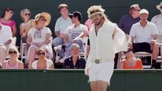 7 Days in Hell: Trailer (HBO) This Mockumentary follows a 7 day match at Wimbledon as bad boy (Andy Samberg) takes on favored Englishman (Kit Harington). It started streaming July 8th...could be a nice substitute for the real thing during rain delays the next few days!