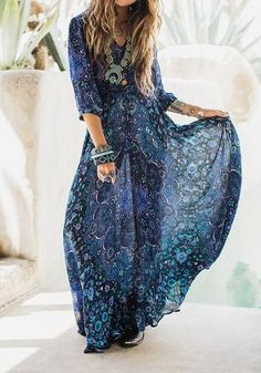 Buy White Draped Slit Side V-neck Elbow Sleeve Casual Maxi Dress online with cheap prices and discover fashion Maxi Dresses,Cheap Dresses,Dresses,Dress,Fashion Dresses,Maxi Dresses,Maxi Dress,Women Dresses at Loverchic.com.