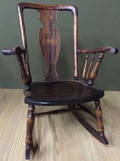 sikes chair company leather captains for sale 25 best rocking chairs images antique buffalo branch 1875 1919 vtg