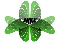 'Nike' - Corporate Logo (Re-Brand)