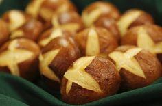 Pretzel bread!