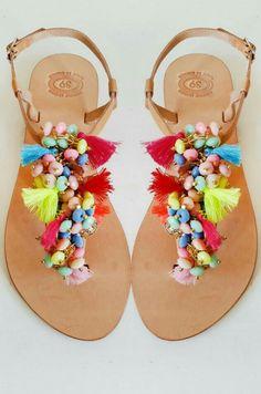 a75efcdf0cc 31 Best ✨Fun sparkling embellished sandals✨ images