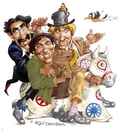 mort drucker - Google Search Celebrity Caricatures, Celebrity Drawings, Jack Davis, Three's Company, Caricature Drawing, Hollywood Actor, Popular Culture, Art And Architecture, Bowser