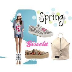 Gissela Spring'15 by publitaller on Polyvore featuring moda and Miss Miss