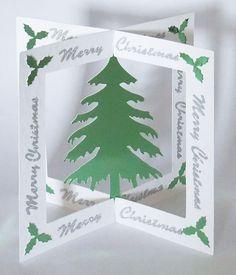 3D framed tree
