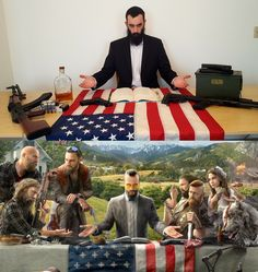 I didn't realize I was cast as the villain for Far Cry 5 | Far Cry | Know Your Meme