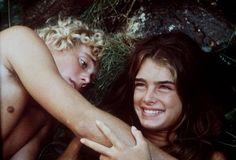 Hippies.. Or Adam & Eve :)
