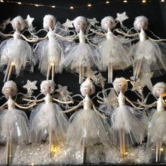 Hand crafted by carol at potting Shed Designs Christmas Fairy, Christmas Angels, All Things Christmas, Clothes Pegs, Shed Design, Fairy Dolls, Hello Dolly, Doll Crafts, Doll Stuff