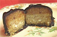 Sugar-Free, Gluten-Free, Anti-Candida, Vegan Raw Milky Way Bar Recipe | Diet, Dessert and Dogs