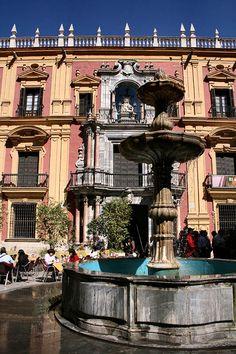 Malaga, Spain Copyright: Leonor Kuhn