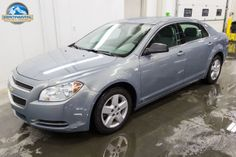 Looks like my 2008 Chevy Malibu! The exact color and everything!!
