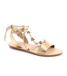 Gold Starla Sandal