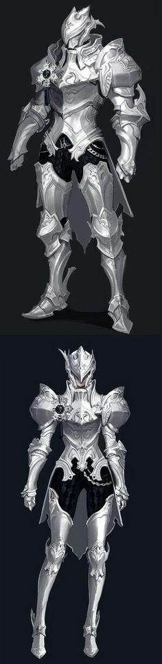 Striker's heavy armor