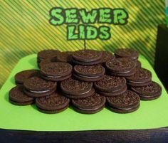 Teenage Mutant Ninja Turtles Birthday Party Ideas | Photo 1 of 28 | Catch My Party