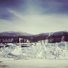 Paradise #boltonvalley #snow