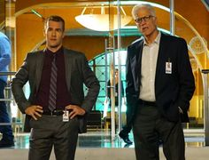 """CSI: CYBER Why-Fi Malware Doll Recap - http://movietvtechgeeks.com/csi-cyber-why-fi-malware-doll-recap/-On this week's season premiere of """"CSI: Cyber,""""Ted Danson debuted as Avery's new FBI partner. He showed her cyber roaches that she could purchase. They then raced their electronic roaches through an obstacle course."""