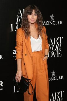 Miroslava Duma Photos: Remo Ruffini, Moncler Chairman And Kevin Robert Frost, amFAR CEO Host Private Viewing And Dinner For Art For Love: 32 Photographers Interpret The Iconic Moncler Maya Jacket