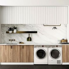 """Fantastic """"laundry room storage diy cabinets"""" detail is offered on our internet site. Take a look and you wont be sorry you did. Modern Laundry Rooms, Laundry In Bathroom, Laundry In Kitchen, Basement Laundry, Laundry Area, Laundry Closet, Laundry Cupboard, Garage Laundry, Laundry Tips"""