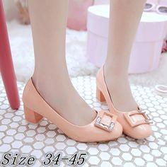 High Heels Ladies High Heel Shoes Women Pumps Stiletto Woman Party Wedding Shoes Kitten Heels Plus Size 34 - 40 41 42 43 44 45