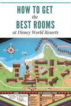 How to request and GET the best rooms at Disney World Resorts! Learn the secrets of getting the best possible room location at Disney World resort hotels. How to make the most effective room requests.
