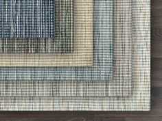 Stinson Beach, a luxurious polysilk weave adds a modern look to interior spaces. Woven with silk for softness and polyester for strength and durability. Stanton Carpet, Stinson Beach, Natural Fiber Rugs, Chunky Wool, Custom Rugs, Bedroom Flooring, Mold And Mildew, Color Show, Weaving