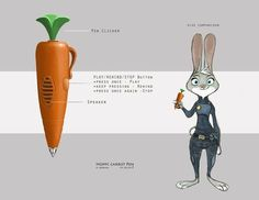 Nick and Judy by Source It appeared on screen for less than five full minutes, but it played a huge part in the Zootopia story line -- in Judy' Zootopia Concept Art, Zootopia Art, Judy Hops, Images Disney, Walt Disney Animation Studios, Prop Design, Visual Development, Disney Films, Animation Film