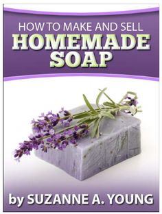 Want to make your own homemade soaps? Today the ebook, How to Make and Sell Homemade Soap, is available as a free download today! Don't own a kindle? Download the free app. (Hurry, it won't be free...
