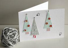 Mein Leben in Scraps: Noch ein paar Weihnachtskarten