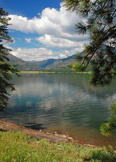 Williams Creek Reservoir in Pagosa Springs, CO