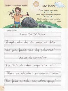 Aprendendo caligrafia - ESPAÇO EDUCAR