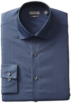 Kenneth Cole Reaction Mens Slim Fit Chambray Dress Shirt, Blue, 16 34-35 Kenneth Cole REACTION,http://www.amazon.com/dp/B00CAI8Q1A/ref=cm_sw_r_pi_dp_h6iNrb346C824DB2