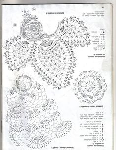 Discussion on LiveInternet - Russian Service Online Diaries Owl Crochet Patterns, Crochet Birds, Crochet Fabric, Owl Patterns, Freeform Crochet, Thread Crochet, Filet Crochet, Crochet Doilies, Crochet Stitches