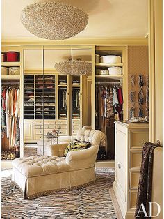 Traditional Closet - Found on Zillow Digs
